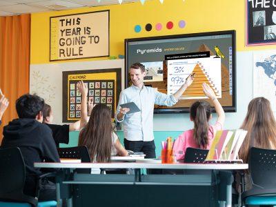 Giải pháp Phòng Học Thông Minh